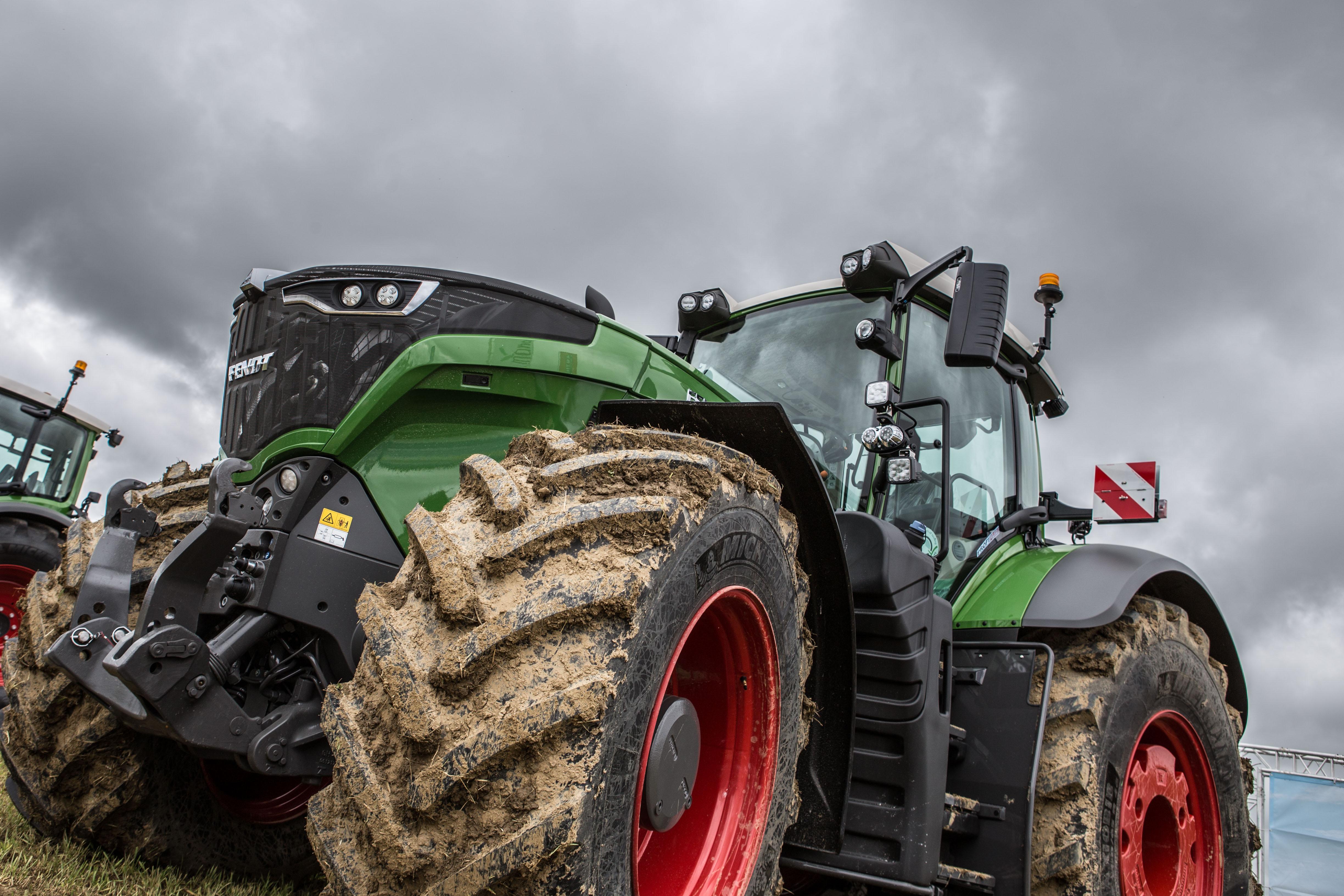 Le marché des tracteurs en 2018